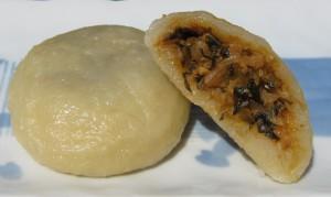 ラー油野沢菜 (2)